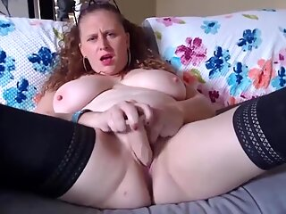Milky hairy mother Aubrey offers mutual sexual intimacy