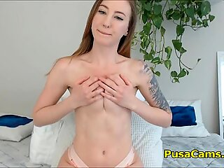 Most Beautiful Young Girl Pussy Leaking Cream