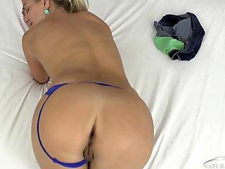 ATKhairy: Samantha Snow - Masturbation Movie
