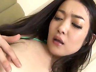 Moist japanese floozy gets smashed