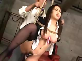 Deep hairy anal makinglove in prison
