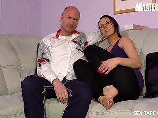 Sextape Tyskland - Tysk Cougar Jessy Jay Hot Sex med pappa
