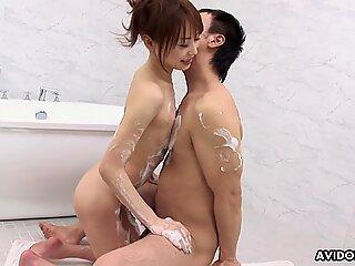 Japanese Darling, Miina Yoshihara Licks Ass, Uncensored