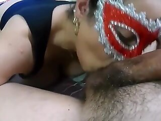 Mature mask