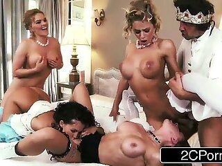Cool Sex Positions #24 Nekane Sweet, Alex Chance, Priya Price, Anya Ivy
