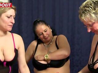 Letsdoit - Moden Lesbisk Sex med Hot Tysk Grannies