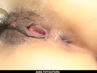 Naked Yuu Mizuki enduring cock in extra special scenes
