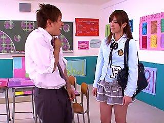 Exotic Japanese slut Erika Shibasaki in Incredible JAV censored Fetish, Hairy clip