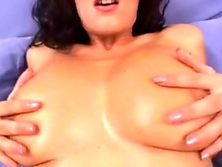 Hot hairy big tits pussy anal fuck