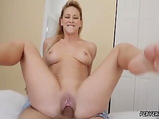 Redhead russian mom and milf Cherie Deville in Impregnated By My Stepplayfellow s son