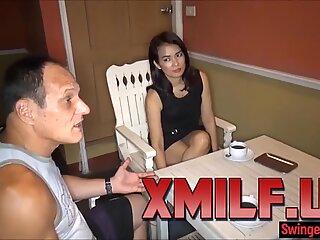 Thai Mermie Fotografica conduce a Triangolo con fotografo di xmilf.us