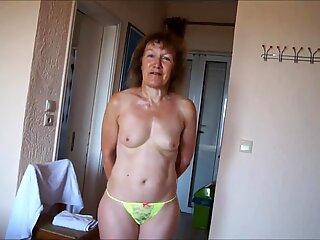 Dayglo Yellow Perizoma 03