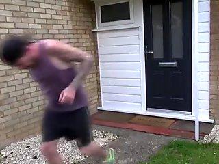 Crazy Fitness Stepsister