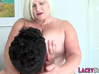 Blowjob by Granny