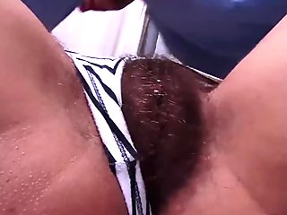 Hairy Viola gets fucked