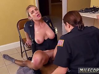 Czech squirt amateur Black Male squatting in home gets our milf officers squatting on his