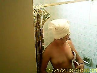 shower russian girl